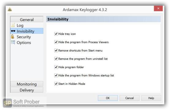 Ardamax Keylogger Professional 2021 Offline Installer Download-Softprober.com