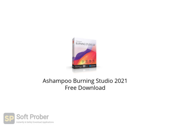 Ashampoo Burning Studio 2021 Free Download-Softprober.com