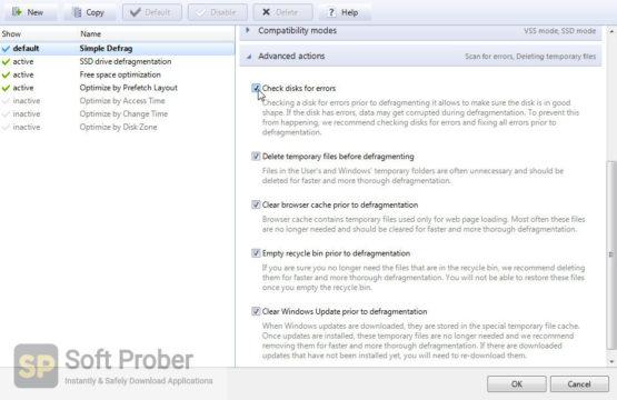 Auslogics Disk Defrag Pro 2021 Latest Version Download-Softprober.com