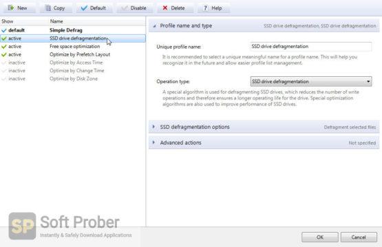 Auslogics Disk Defrag Pro 2021 Offline Installer Download-Softprober.com