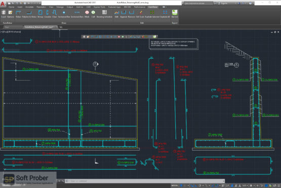 AutoRebar for Autodesk AutoCAD 2013 2021 Direct Link Download-Softprober.com