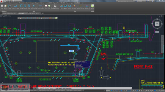 AutoRebar for Autodesk AutoCAD 2013 2021 Offline Installer Download-Softprober.com