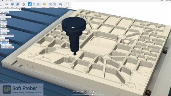 Autodesk HSMWorks Ultimate 2021 Latest Version Download-Softprober.com