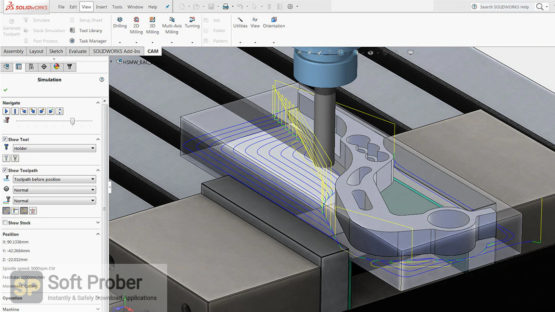 Autodesk HSMWorks Ultimate 2021 Offline Installer Download-Softprober.com
