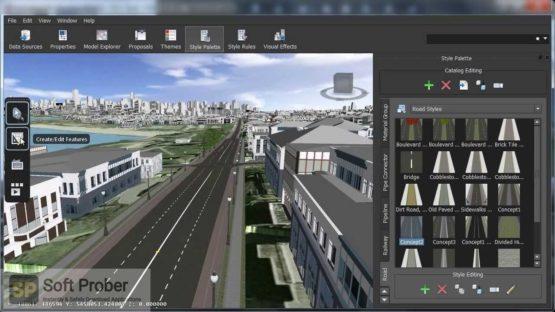 Autodesk InfraWorks 2021 Latest Version Download-Softprober.com
