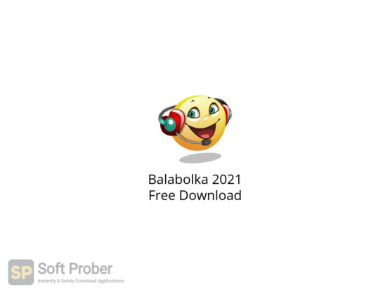 Balabolka 2021 Free Download-Softprober.com