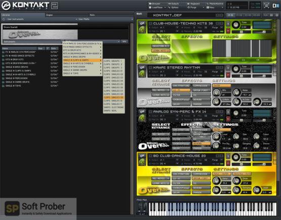 Best Service Drums Overkill (KONTAKT) 2021 Latest Version Download-Softprober.com