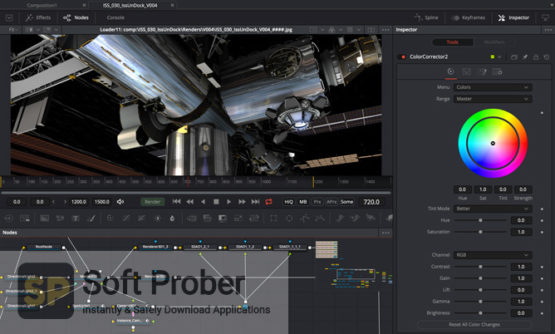 Blackmagic Fusion Studio 2021 Latest Version Download-Softprober.com