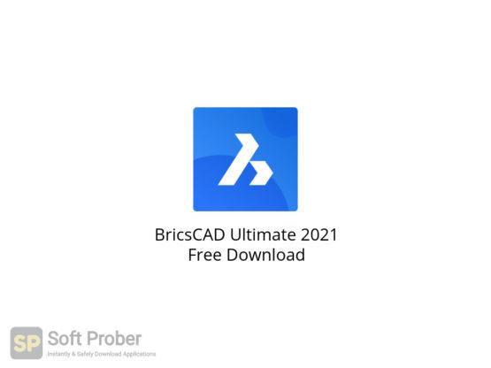 BricsCAD Ultimate 2021 Free Download-Softprober.com