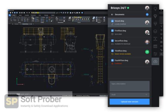 BricsCAD Ultimate 2021 Offline Installer Download-Softprober.com