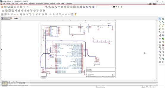 Cadence SPB Allegro and OrCAD 2021 Latest Version Download-Softprober.com