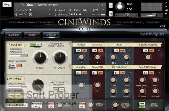 Cinesamples CineWinds CORE 2021 Latest Version Download-Softprober.com