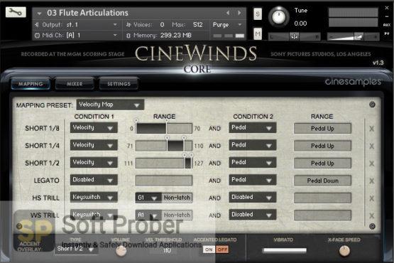 Cinesamples CineWinds CORE 2021 Offline Installer Download-Softprober.com