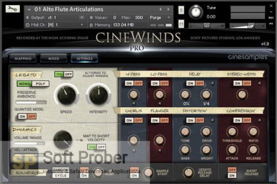 Cinesamples CineWinds PRO Direct Link Download-Softprober.com