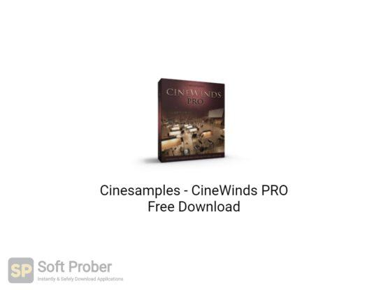 Cinesamples CineWinds PRO Free Download-Softprober.com