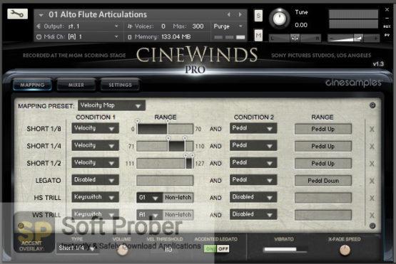 Cinesamples CineWinds PRO Latest Version Download-Softprober.com