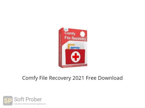 Comfy File Recovery 2021 Free Download-Softprober.com