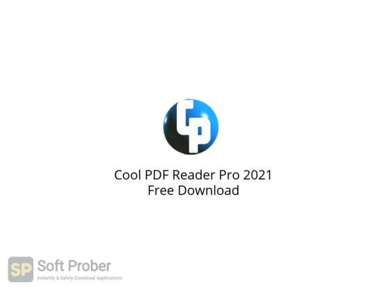 Cool PDF Reader Pro 2021 Free Download-Softprober.com