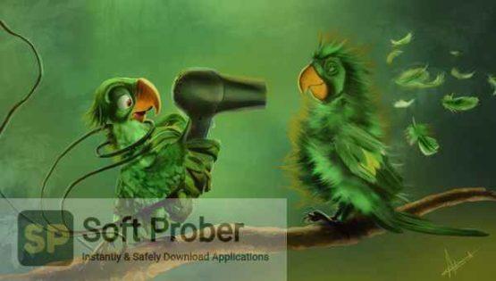 Corel Painter Essentials 2021 Offline Installer Download-Softprober.com