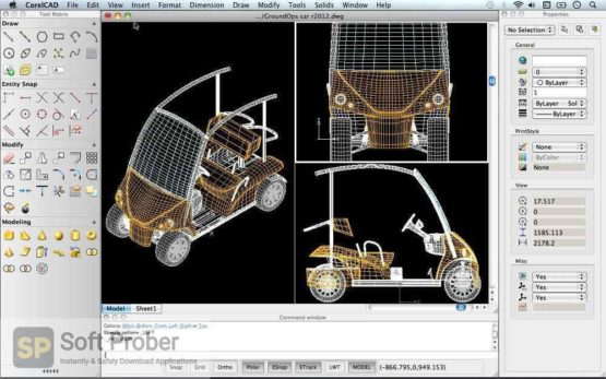 CorelCAD 2021 Direct Link Download-Softprober.com