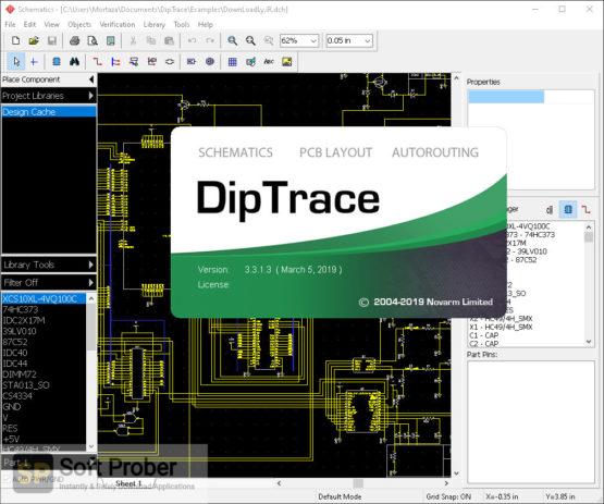 DipTrace 4 2021 Direct Link Download-Softprober.com