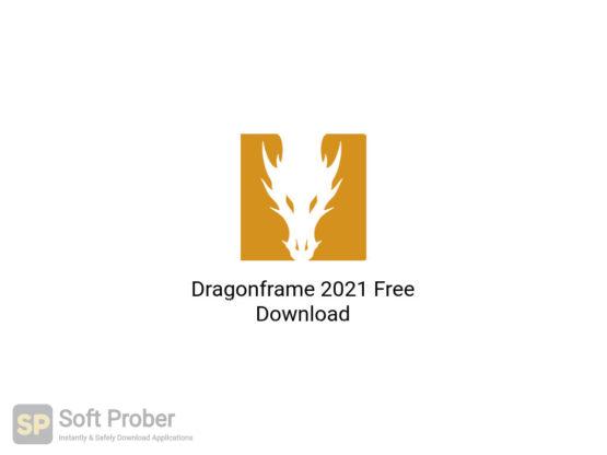 Dragonframe 2021 Free Download-Softprober.com