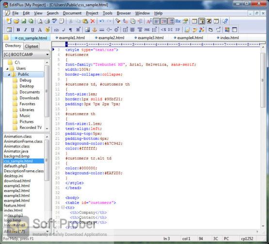 ES Computing EditPlus 2021 Direct Link Download-Softprober.com