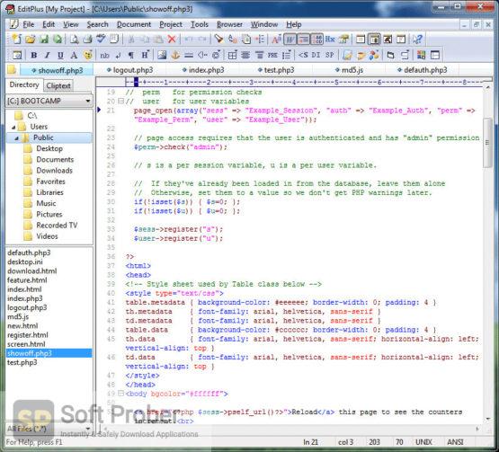 ES Computing EditPlus 2021 Latest Version Download-Softprober.com