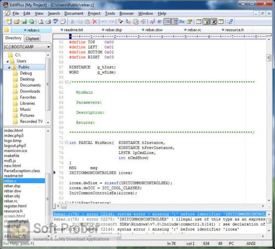 ES Computing EditPlus 2021 Offline Installer Download-Softprober.com