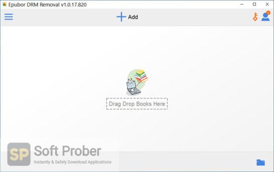 Epubor All DRM Removal 2021 Direct Link Download-Softprober.com