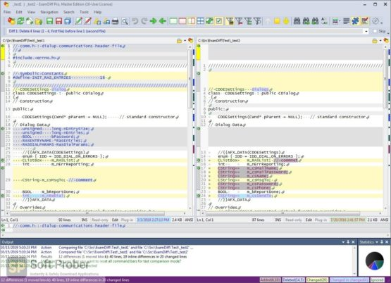 ExamDiff Pro Master Edition 2021 Direct Link Download-Softprober.com