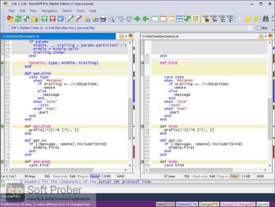 ExamDiff Pro Master Edition 2021 Offline Installer Download-Softprober.com