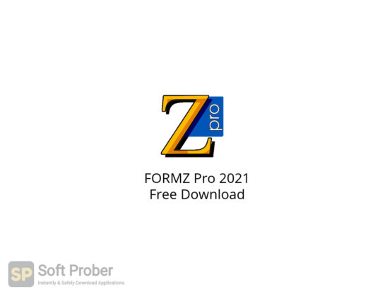 FORMZ Pro 2021 Free Download-Softprober.com