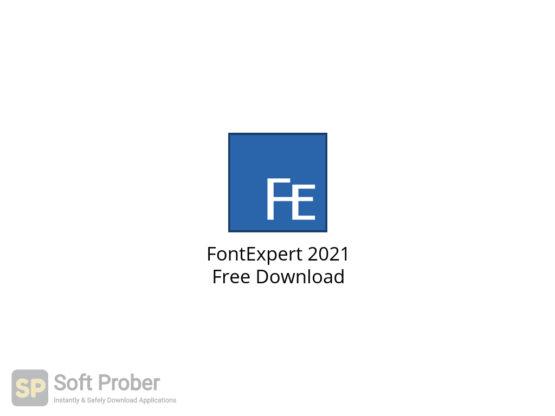 FontExpert 2021 Free Download-Softprober.com