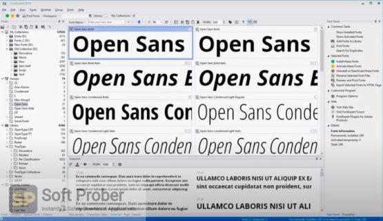 FontExpert 2021 Offline Installer Download-Softprober.com