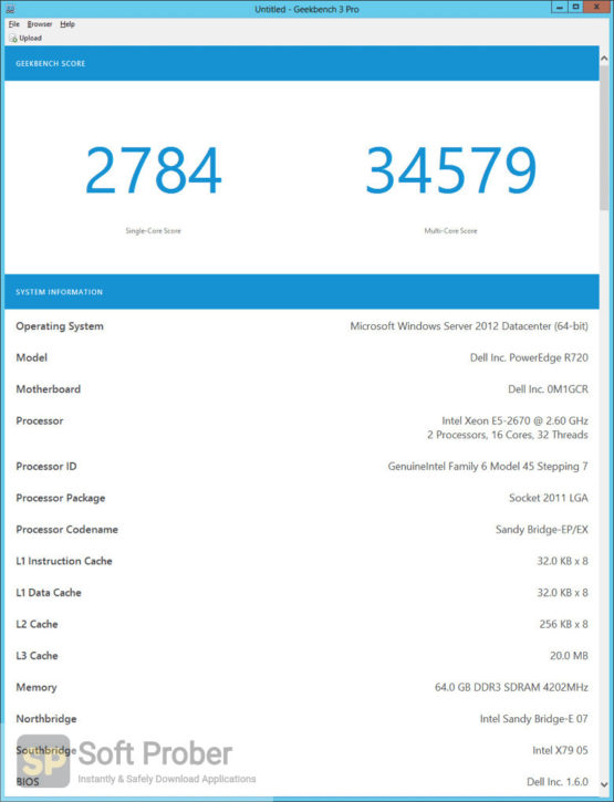 Geekbench Pro 2021 Direct Link Download-Softprober.com