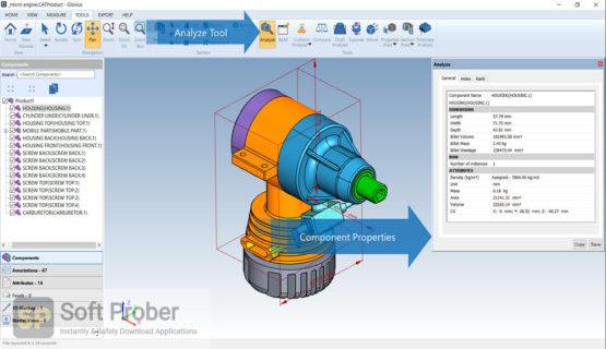 Geometric Glovius Pro 2021 Latest Version Download-Softprober.com