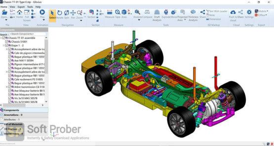 Geometric Glovius Pro 2021 Offline Installer Download-Softprober.com