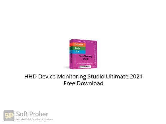 HHD Device Monitoring Studio Ultimate 2021 Free Download-Softprober.com