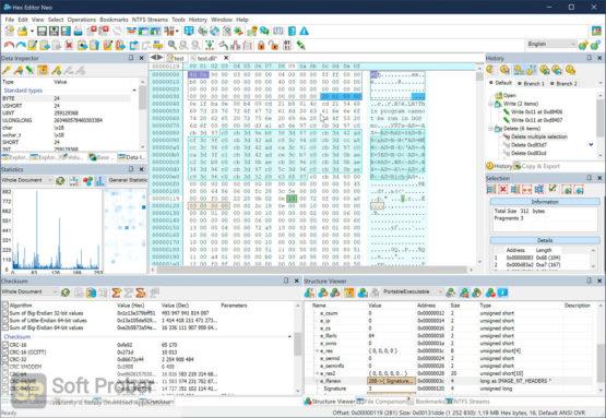 Hex Editor Neo Ultimate 2021 Direct Link Download-Softprober.com