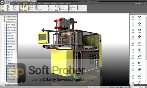 IRONCAD Design Collab Suite 2021 Direct Link Download-Softprober.com