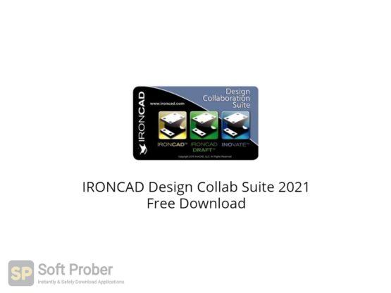 IRONCAD Design Collab Suite 2021 Free Download-Softprober.com