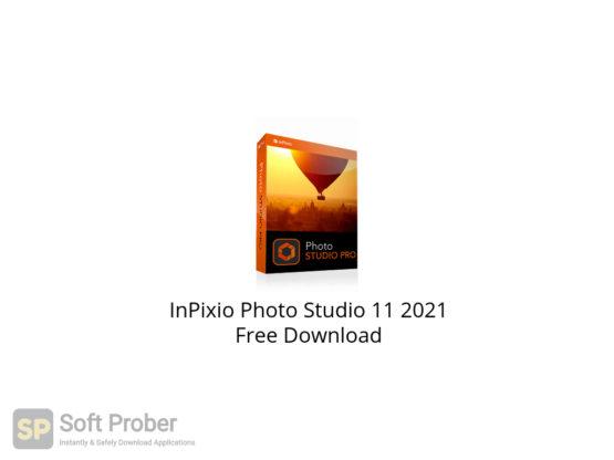 InPixio Photo Studio 11 2021 Free Download-Softprober.com