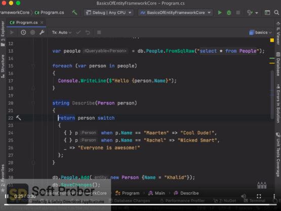 JetBrains Rider 2020 Latest Version Download-Softprober.com