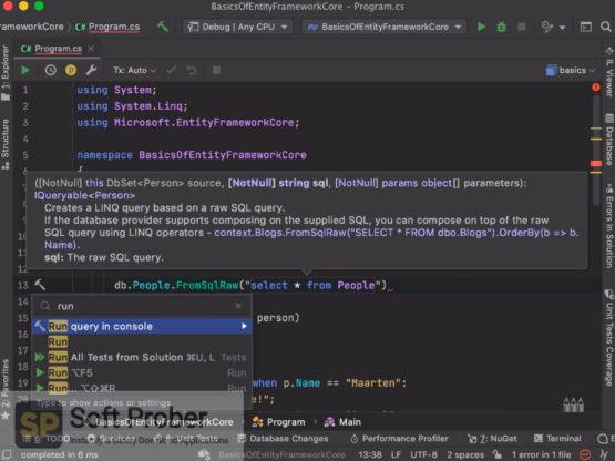 JetBrains Rider 2020 Offline Installer Download-Softprober.com