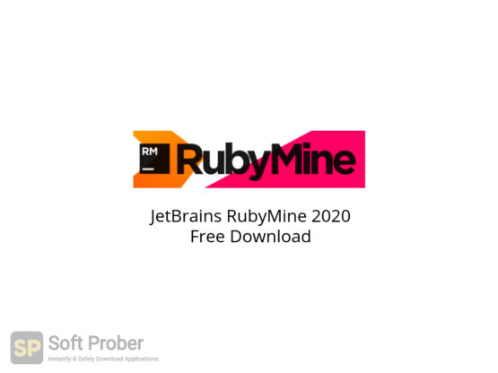 JetBrains RubyMine 2020 Free Download-Softprober.com
