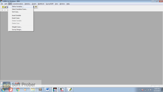 LISREL 2021 Latest Version Download-Softprober.com