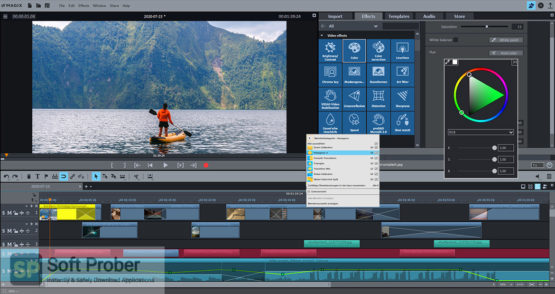 MAGIX Movie Edit Pro 2021 Premium Latest Version Download-Softprober.com