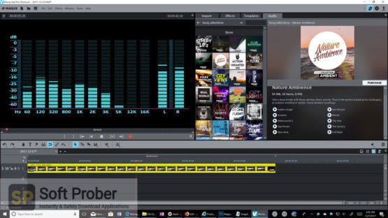 MAGIX Movie Edit Pro 2021 Premium Offline Installer Download-Softprober.com