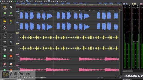 MAGIX SOUND FORGE Audio Studio 2021 Latest Version Download-Softprober.com